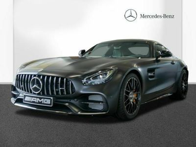 usado Mercedes AMG GT C Coupe Edition 50
