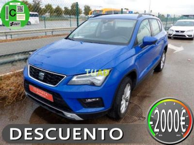 usado Seat Ateca 1.4 EcoTSI S&S Style Plus Nav 110 kW (150 CV)