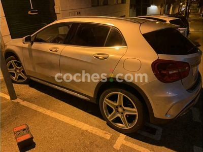 usado Mercedes GLA220 Clase GlaAmg Line 4matic 7g-dct 177 cv en Barcelona