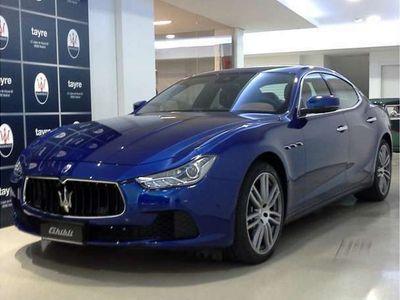 usado Maserati Ghibli 3.0 V6 DS RWD