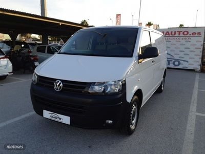 usado VW Transporter PRO Furgon Corto TN 2.0 TDI 114 BMT 2.8T