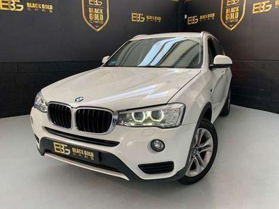 usado BMW X3 sDrive 18dA