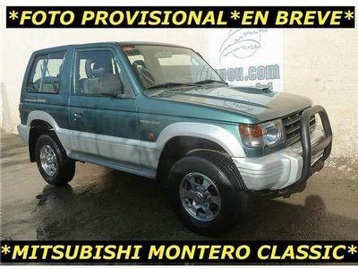 usado Mitsubishi Montero 3.2 Di-d Gls Classic 2.5 115 Cv