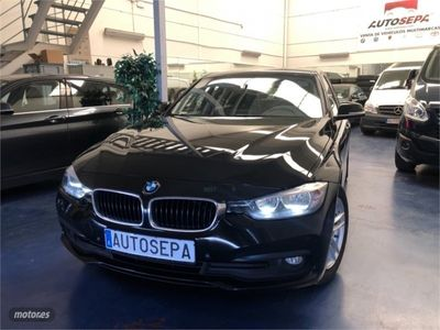 gebraucht BMW 318 Serie 3 d Touring