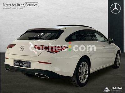 usado Mercedes CLA180 Shooting Brake Clase Cla7g-dct 136 cv en Jaen