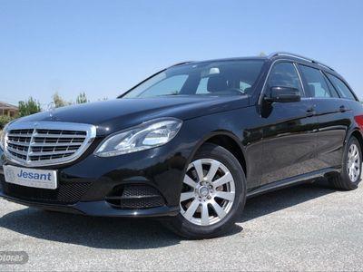 usado Mercedes E220 Clase EBlueTEC Estate