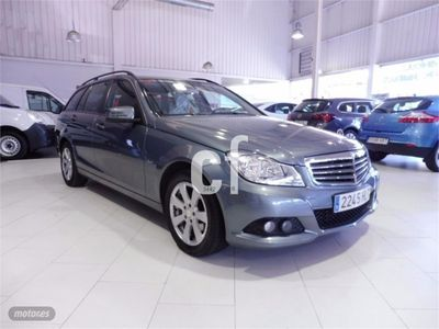 usado Mercedes C200 Estate CDI BE