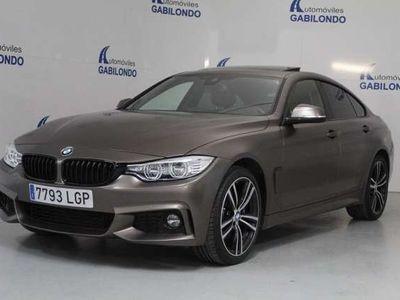 usado BMW 440 Serie 4 i xDrive Gran Coupe