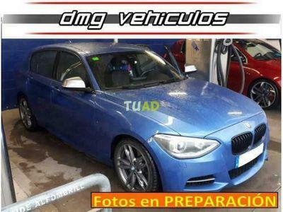 usado BMW M135 Serie 1 i A 320Cv 5 puertas