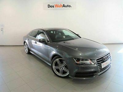 usado Audi A7 Sportback 3.0TDI CD quattro S-T 245