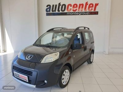 usado Peugeot Bipper Tepee Outdoor 1.4 HDi 70 2Tronic