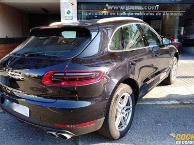 used Porsche Macan S DIESEL