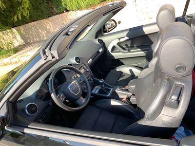 usado Audi A3 Cabriolet 2.0TDI Ambition DPF