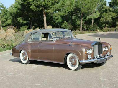 usado Rolls Royce Silver Cloud III 1963