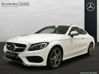 usado Mercedes C220 Coupe AMG Line