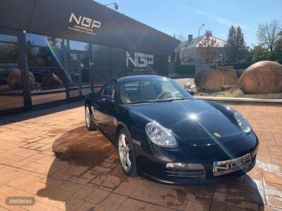 usado Porsche Boxster S 3.2 MY07