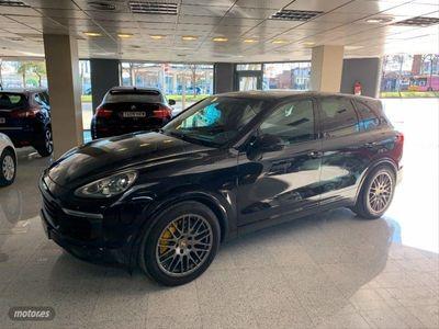 usado Porsche Cayenne Diesel Platinum Edition