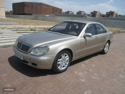 usado Mercedes S400 Clase SCDI