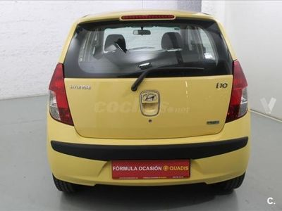 usado Hyundai i10 1.2 Gls Comfort Automatico 5p. -10