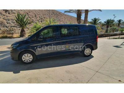 usado Mercedes Vito Furgón 114cdi Compacta 136 cv en Palmas, Las