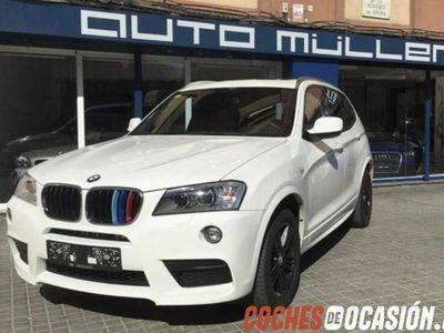 usado BMW X3 xDrive 20d M-SPORT Packet