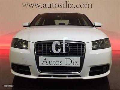 usado Audi A3 2.0 Tdi Ambition 3p. -07