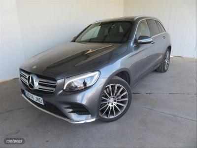 usado Mercedes GLC250 GLCd 4MATIC AMG Line