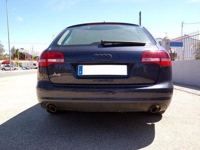 usado Audi A6 Avant 2.0TDI Multitronic 170 LIBRO OFICIAL