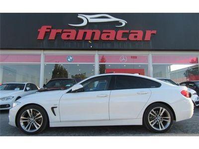 usado BMW 420 DA 190CV ACABADO SPORT, IMPECABLE ESTADO.