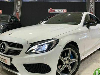 usado Mercedes E250 Clase C Coupé d 9G-Tronic