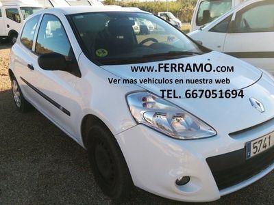 usado Renault Clio 1.5 dci eco2 bajo consumo
