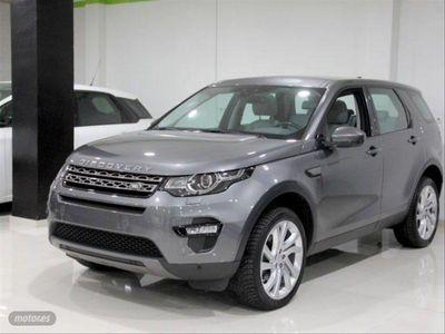 usado Land Rover Discovery 2.0 I4 TD4 132kW 180CV HSE Auto