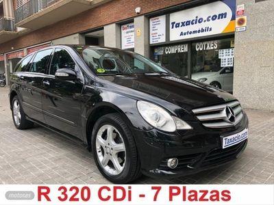 usado Mercedes R320 CDI 4M Aut. 7 plazas - Full Equip - Garantía