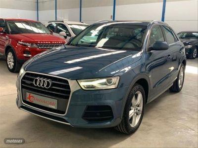 usado Audi Q3 2.0TDI quattro S tronic 110kW