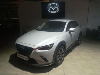 usado Mazda CX-3 2.0 SkyactivG Zenith 2WD 89kW*CONCESIONARIO *