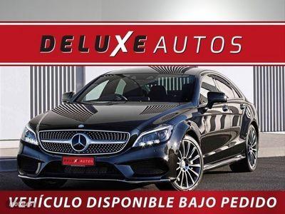 usado Mercedes CLS350 CLSd