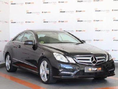 usado Mercedes 250 Clase E E-CLASS (+)2.1 COUPECDI BLUE EFF. AVANT. 2P