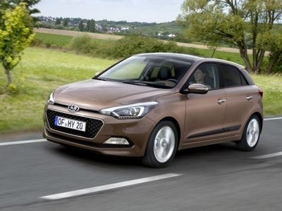 gebraucht Hyundai i20 1.2 MPI Klass