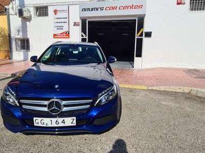 usado Mercedes C180 Estate CDI BE Edition