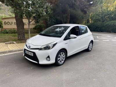 usado Toyota Yaris Hybrid 1.5 Active Automatico Impecable Camara