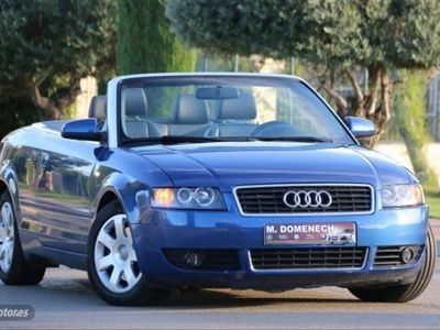 usado Audi A4 Cabriolet 1.8T