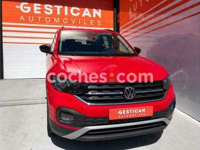 usado VW T-Cross T-cross - 1.0 Tsi Sport 85kw 115 cv en Palmas, Las