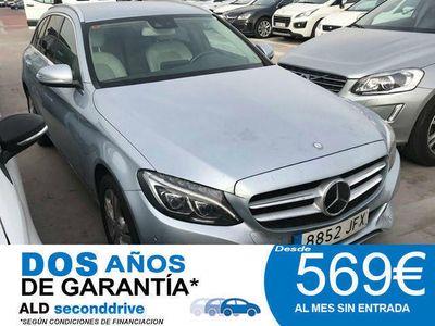 usado Mercedes C250 d 4MATIC 150 kW (204 CV)