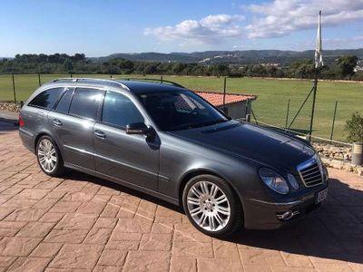 usado Mercedes E320 Estate CDI Avantgarde 7G