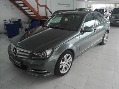 usado Mercedes C220 CDI BE Avantgarde 7G Plus PERFECTAS CONDICIONES