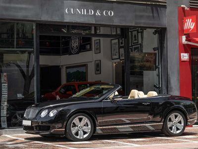usado Bentley Continental GTC Cabriolet W12