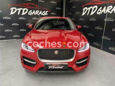 usado Jaguar F-Pace 3.0TDV6 Prestige Aut. AWD
