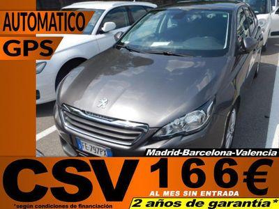 usado Peugeot 308 2.0 BlueHDI Allure 110kW (150CV)