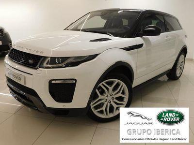 brugt Land Rover Range Rover evoque 2.0TD4 HSE Dynamic 4WD Aut. 180