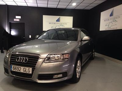 usado Audi A6 2.0 TDI 170cv Corporate. Nacional + Libro
